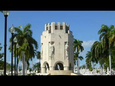 Santa Ifigenia Cemetery, Santiago De Cuba...changing of the guard...