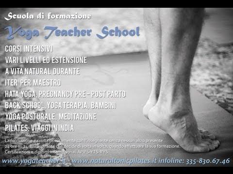 Corsi istruttori Pilates e insegnanti Yoga 1° livello
