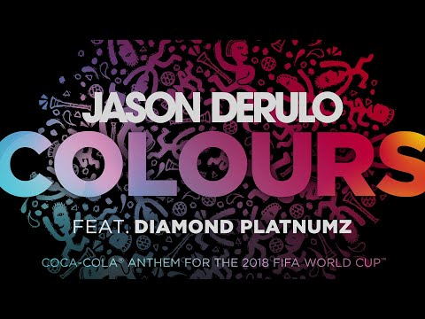 """Colours"" by Jason Derulo featuring Diamond Platnumz."