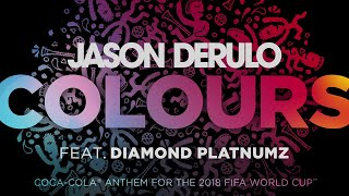 colours    by jason derulo featuring diamond platnumz
