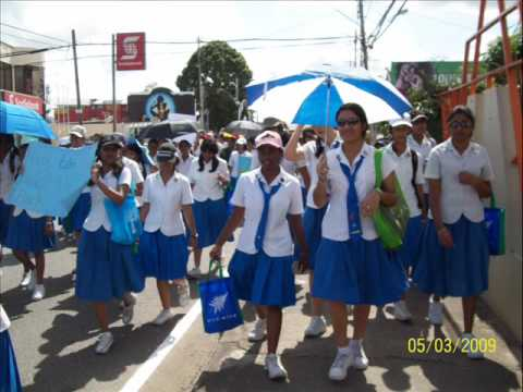 Cheerleaders 39 dance doovi - St joseph convent port of spain trinidad ...