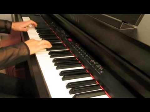 Erik SATIE - Gnossienne n°1  ( the Painted Veil )  Piano cover