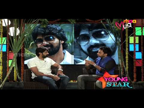 Young Star : Naveen Chandra - Indian Film Actor