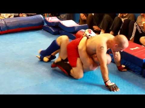Denis Prince 3rd fight part 2