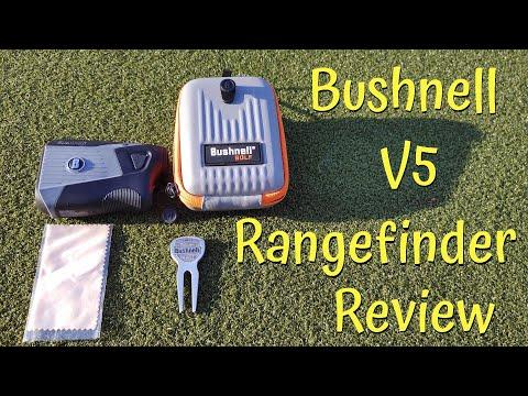 Bushnell V5 Rangefinder Review