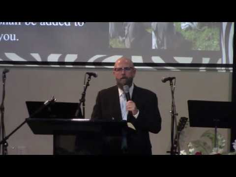 (2-16-20) Do You Have The Kingdom Mentality? - Matthew 6:33 - Minister James