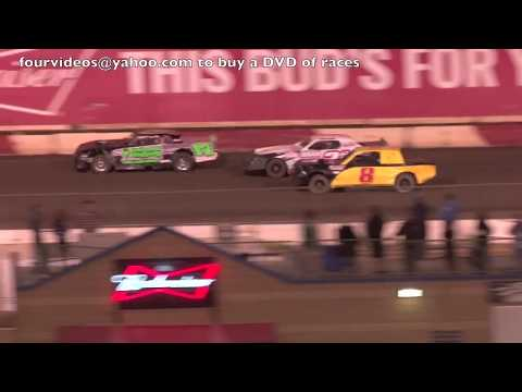 Perris Auto Speedway Street Stock Main Event Highlights 5-4 -19