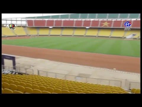 EQUINOXE TV - JT 20H00(CAN 2019: où en est le Cameroun avec les infrastructures sportives?)