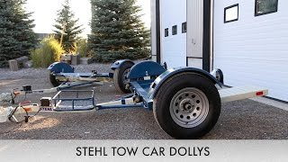 Stehl Tow Car Dolly - ACTION TRAILER SALES