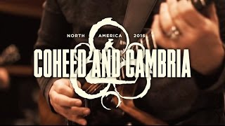 Coheed and Cambria - N. America Fall Tour 2016 (w/ Saves the Day and Polyphia)