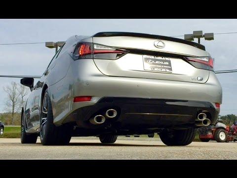 New 2015 Lexus RCF Exhaust Note  Doovi