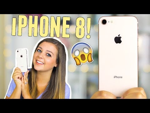 Download Youtube: iPHONE 8 UNBOXING, REVIEW, FIRST IMPRESSIONS + GIVEAWAY! WHAT'S ON MY IPHONE 8!