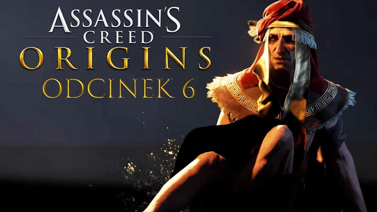 Zagrajmy w Assassin's Creed Origins #6 – STARCIE Z GENNADIOSEM I WĘŻEM! – PC 4K