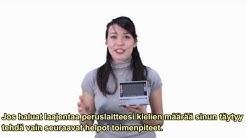 Suomi Englanti elektroninen sanakirja kääntäjä Language cards Finnish dictionary translator