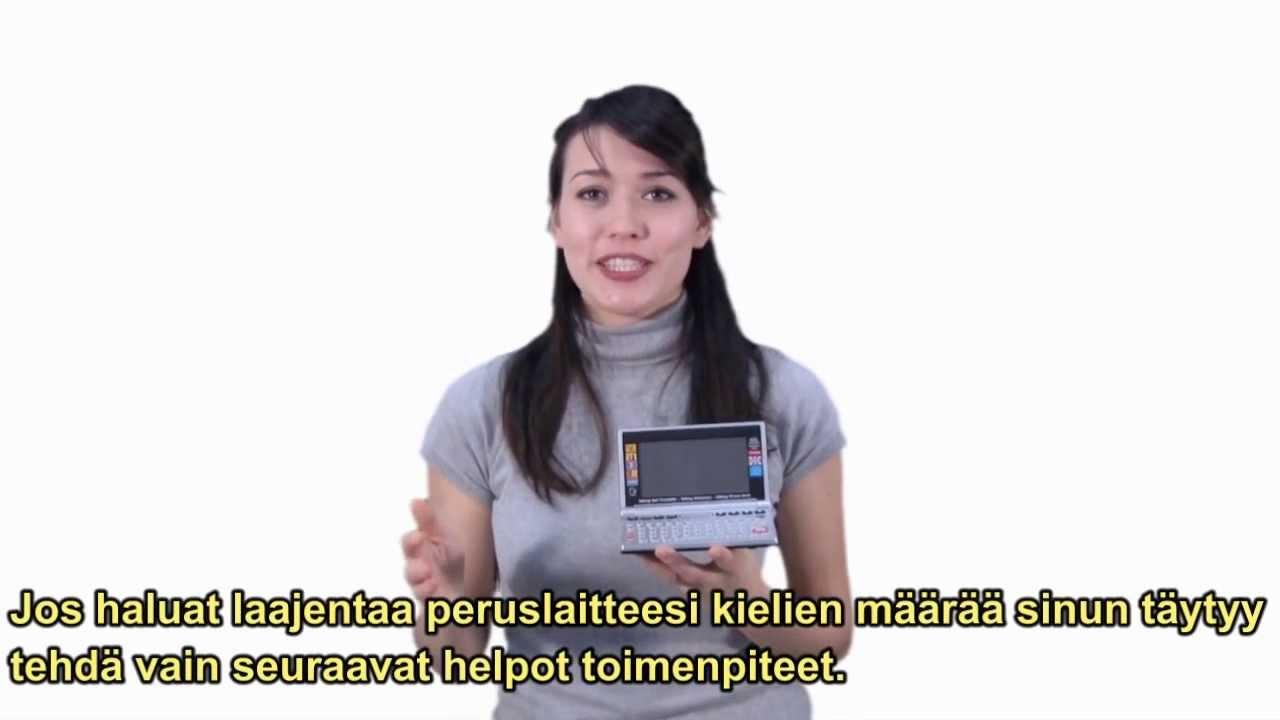 Suomi-Englanti Kääntäjä