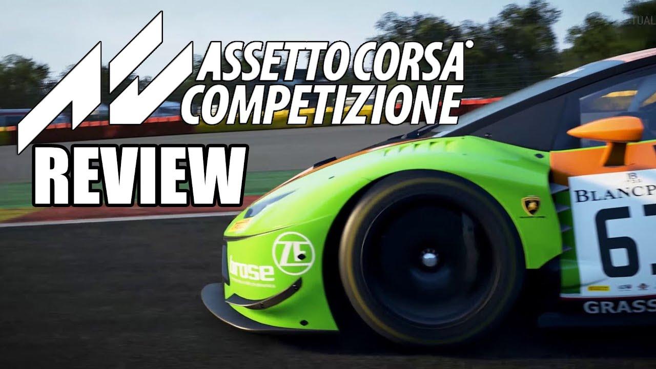Assetto Corsa Competizione Console Review - The Final Verdict (Video Game Video Review)