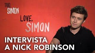 Tuo, Simon | Intervista a Nick Robinson HD | 20th Century Fox 2018