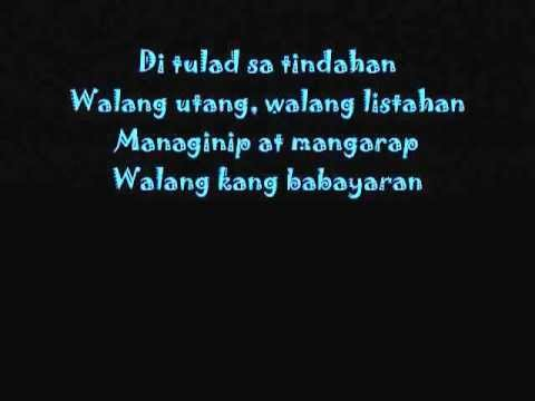 Ambisyoso by  Kamikazee Lyrics   YouTube