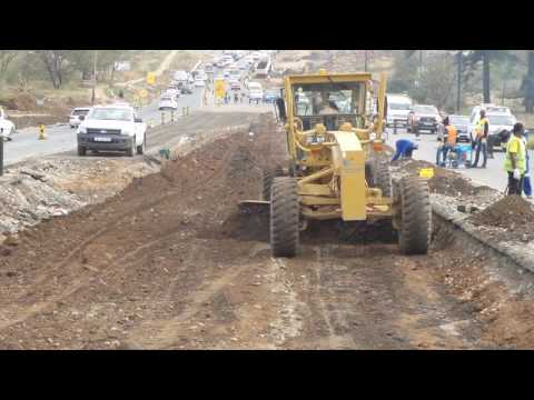 Kulu Civils - Construction of BRT Lanes at Moses Mabhida Road- Pietermaritzburg