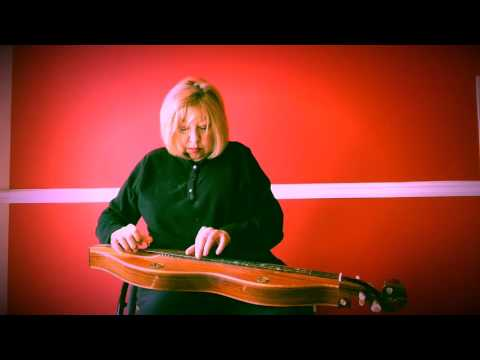 "Dulcimer ""Hyfrydol"", an old Welsh Hymn Tune"