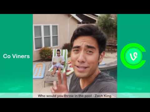 Ultimate Zach King Magic Vines 2016 (W/Titles) Best Zach King Vine Compilation - Co Vine