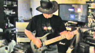 ZZ Top I Heard It On The X Cover by johnnyrockit
