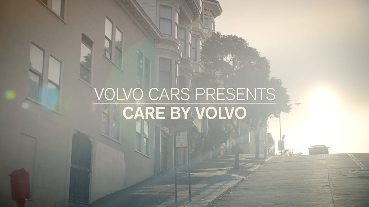 Care By Volvo - YouTube