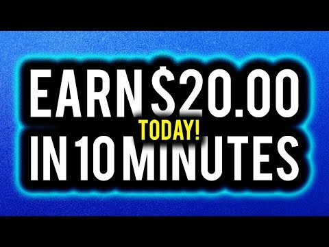 Earn $20.00 EVERY 10 Mins NOW! [Earn PayPal Money Quick]