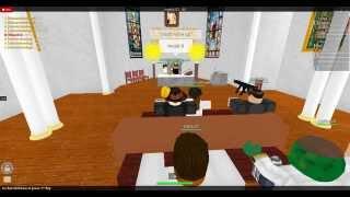 [ROBLOX] St.Paul Catholic Church (Good Friday Service)
