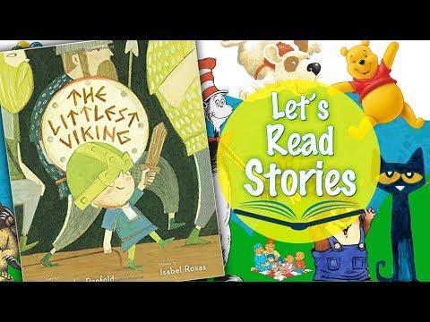The Littlest Viking - Story Book Read Along for Kids Mp3