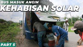 Download lagu BUS MASUK ANGIN , KEHABISAN SOLAR | Trip Als 220 Jogja-Medan .