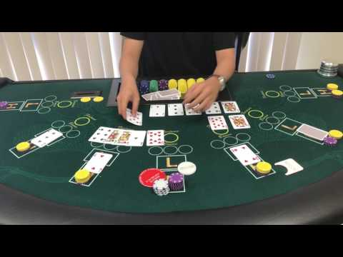 HOW TO DEAL PAI GOW POKER