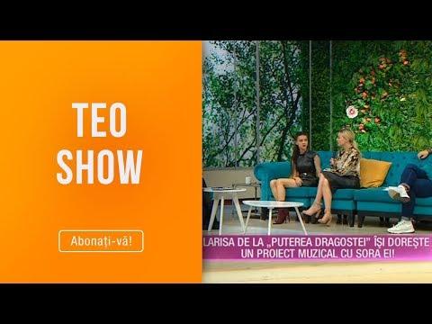 Teo Show (20.02.2019) - Teo, in lacrimi! Larisa si sora ei, Roxana, moment muzical LIVE!