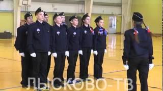 2015 03 07 КОНКУРС СТРОЕВОЙ ПОДГОТОВКИ