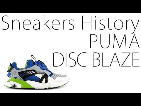 【スニーカー】Sneakers History #31/PUMA DISC BLAZE(プーマ ディスク ブレイズ)
