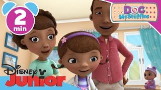 Doc McStuffins | Baby McStuffins! | Disney Junior UK