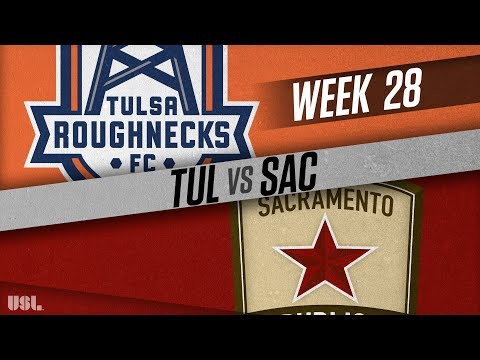 Tulsa Roughnecks FC vs Sacramento Republic FC: September 19, 2018