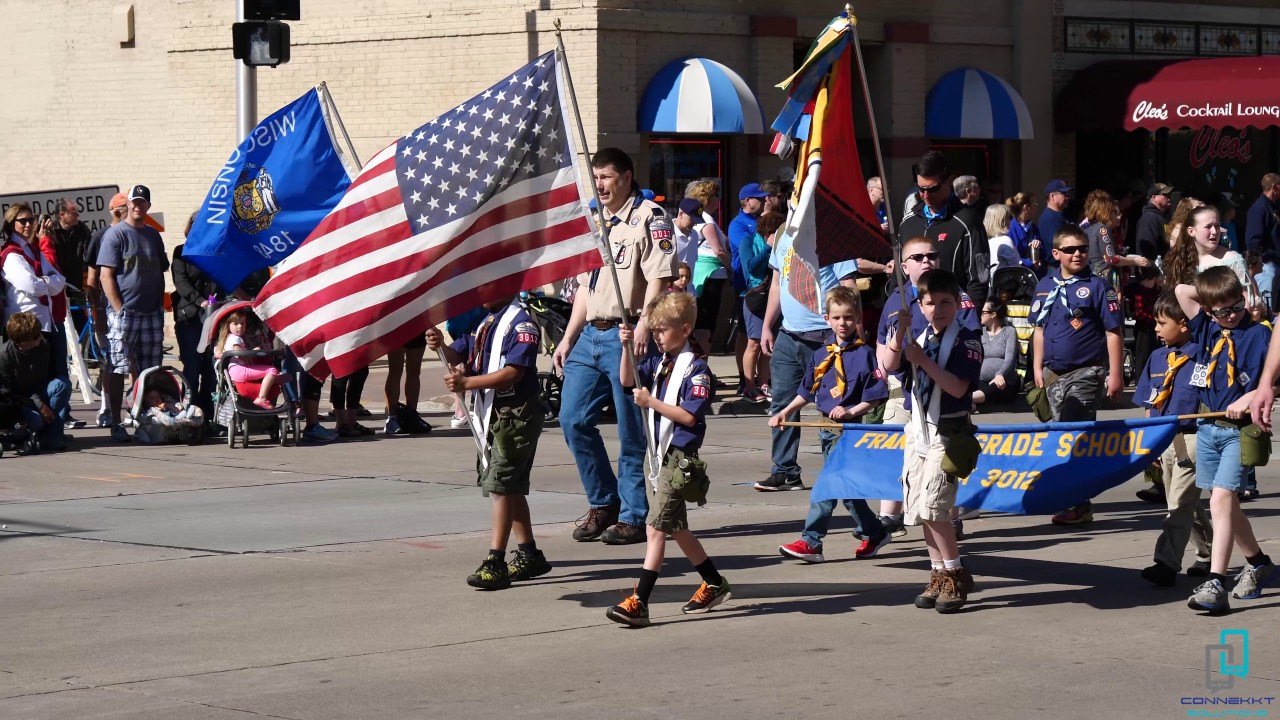 5 29 2017 Appleton Memorial Day Parade
