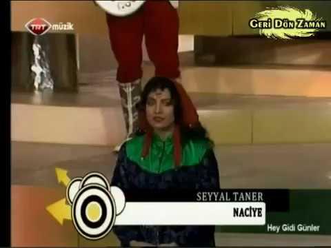 Seyyal Taner Naciye 1982 TRT