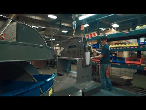 Scotchman Industries Factory Tour - Home of the Hydraulic Ironworker - USA