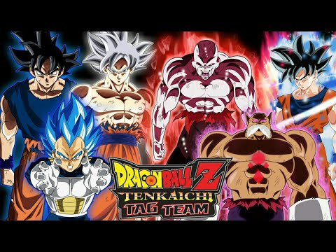 NEW DBZ TTT MOD With Damage Jiren Full Power And Mastered Ultra Instinct Full Power DOWNLOAD 2018 - 동영상