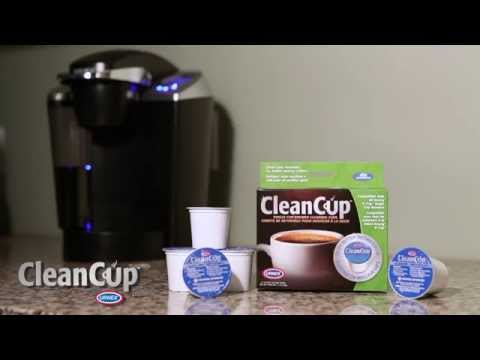 USM Direct - How to Clean Your Coffee Machine by CleanCup