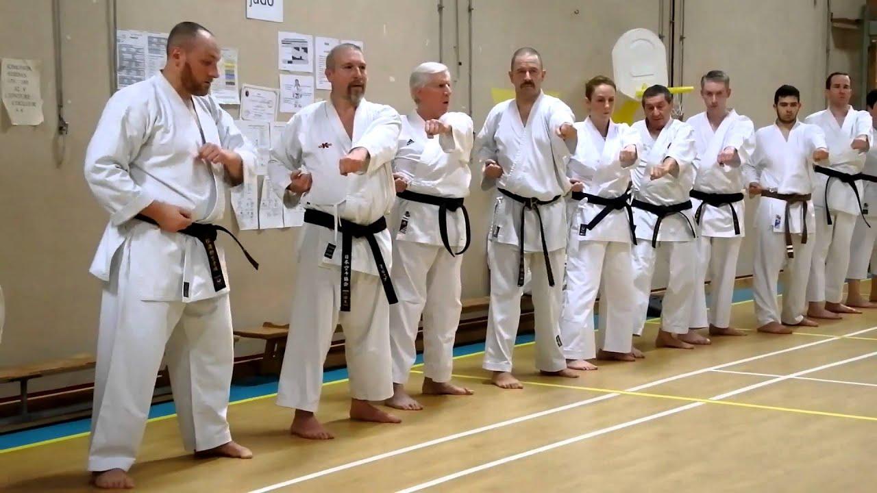 club karate la louviere