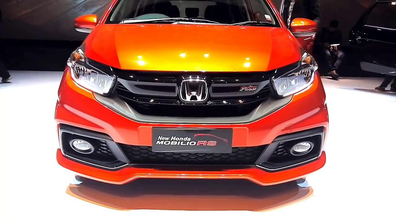 Launching New Honda Mobilio 2017