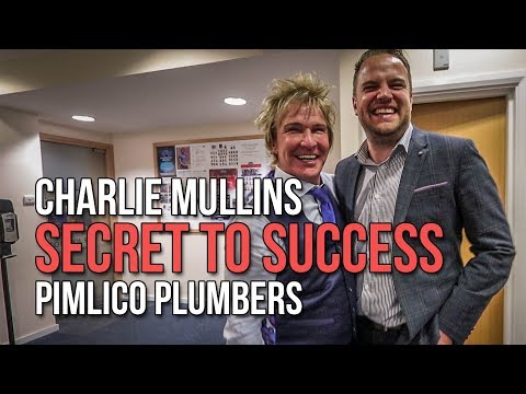 Charlie Mullins Secret To Pimlico Plumbers Success | Backstage Business 078