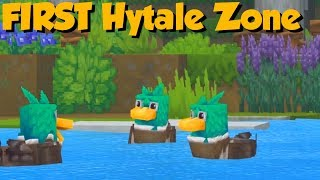 HYTALE - First Zone Revealed, Friendly & Hostile Creatures