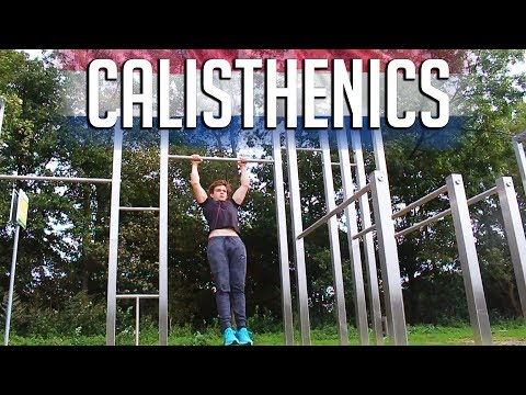 CALISTHENICS IN THE NETHERLANDS 🇳🇱