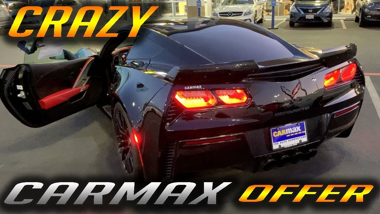 Car Max Near Me >> Carmax Offers Me How Much For My Car