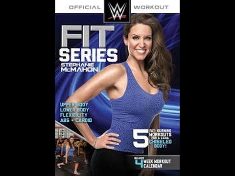 WWE Fit Series Stephanie Mcmahon DVD Pickup!! (WOOT WOOT) thumbnail
