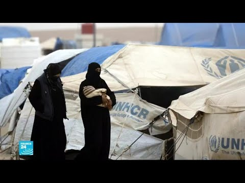 فرنسيات هربن من مخيم للأكراد بسوريا ومخاوف من وقوعهن مجددا في يد تنظيم -الدولة الإسلامية-  - 12:56-2019 / 10 / 16